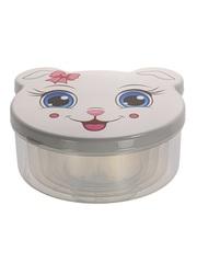 Набор из 4-х контейнеров Pets домашние животные Эльфпласт 13,8*14,3*6,3 см