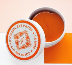 LA MISO Гидрогелевая маска с коэнзим Q10 для кожи вокруг глаз, 60ЕА