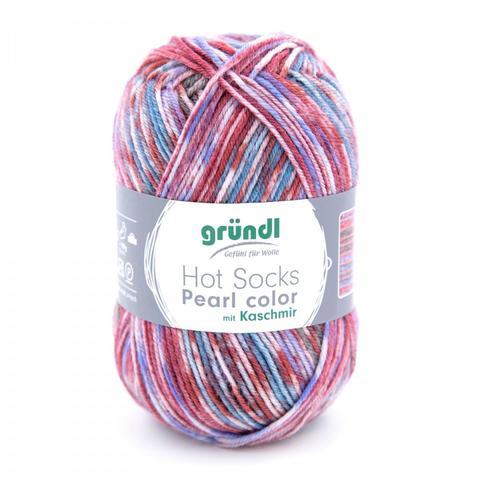 Gruendl Hot Socks Pearl Color 08 купить www.knit-socks.ru