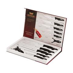 Кухонные ножи Сила Гранита - 6 предметов