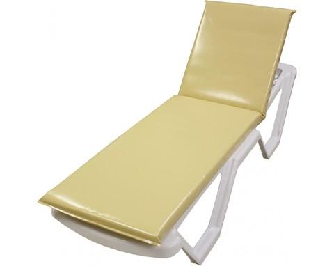 Матрас Митек для лежака, мод.1, ткань ПВХ 630 гр. м2