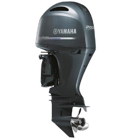 Лодочный мотор Yamaha FL200 FETX