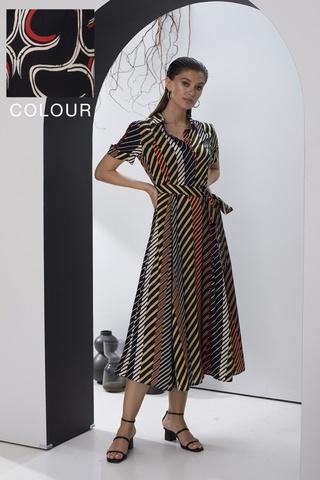 61715-4 Платье женское - SUMMER 2021