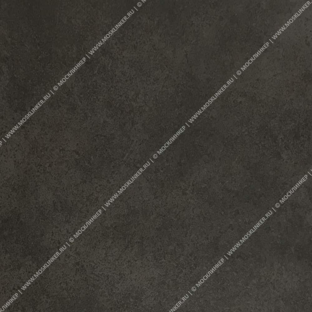 Interbau - Nature Art, Lava schwarz/Серо-коричневый 360x320x9,5, цвет 118 - Клинкерная ступень - флорентинер
