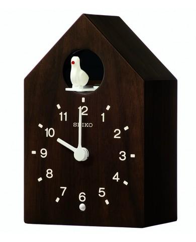Часы с кукушкой Seiko QXH070BN