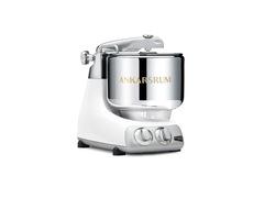Тестомес кухонный комбайн Ankarsrum AKM6230GW Assistent белый глянец (базовый)