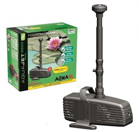 Насос для фонтанов и водопадов Aquael AquaJet PFN 3500