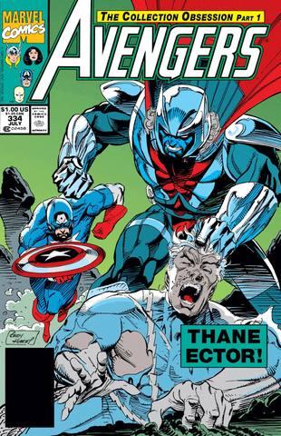 Avengers #335