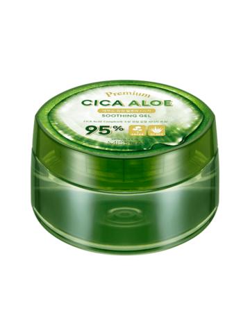 Missha Premium Cica Aloe Soothing Gel универсальный гель с экстрактом алоэ