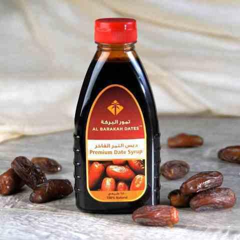 Сироп Финиковый натуральный премиум, Al Barakah из ОАЭ, без сахара 400 г