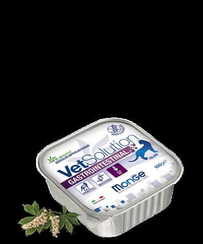 Monge Vetsolution Gastrointestinal консервы для кошек 0,1кг