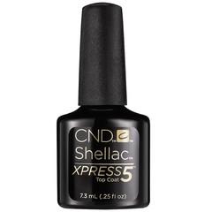 CND Shellac XPRESS5 Top Coat 7.3 мл