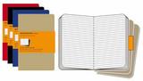 Блокнот Moleskine Cahier Large 130х210 мм (CH118)