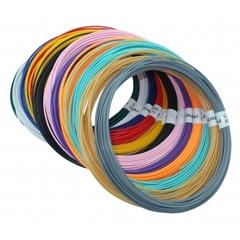 Набор пластика ABS для 3D ручек (12 цветов по 10 м)