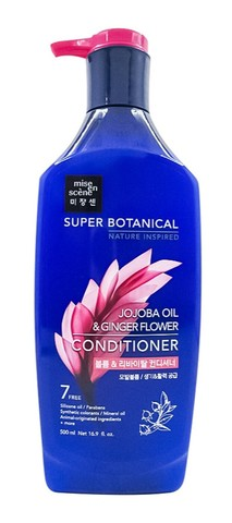MISE EN SCENE Восстанавливающий кондиционер с маслом жожоба Super Botanical Volume & Revital Conditioner 500 мл