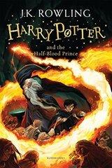 Harry Potter 6: Half-Blood Prince (rejacketed ed.)
