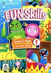 Fun Skills 1 Student's Book with Home Booklet and Downloadable Audio