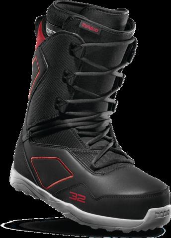Ботинки сноубордические Thirtytwo Light - black/red