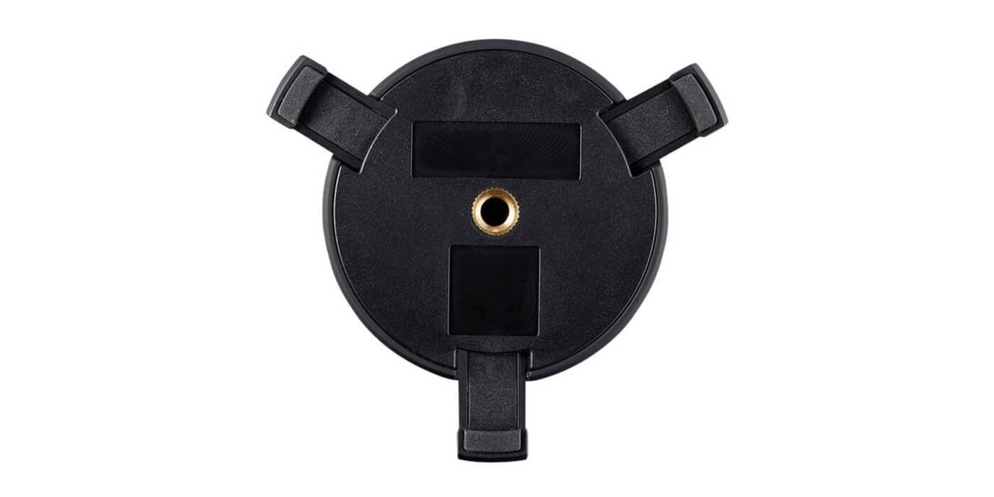 Умный стабилизатор-держатель для телефона Pivo Pod NPVS (серебряный)