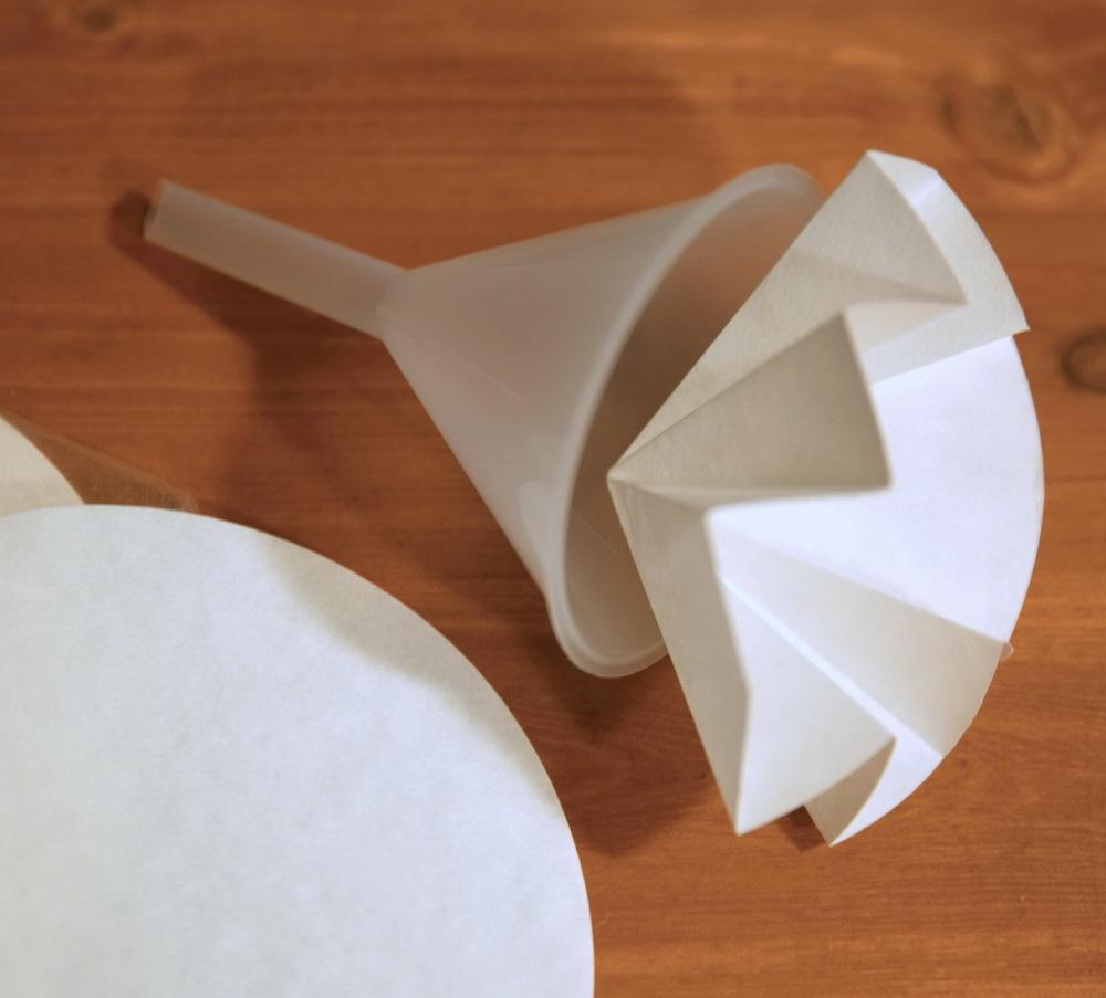 Фильтры лабораторные бумажные обеззоленные