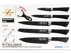 Кухонные ножи  6 предметов