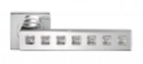 Ручка дверная DC-1-S CRO
