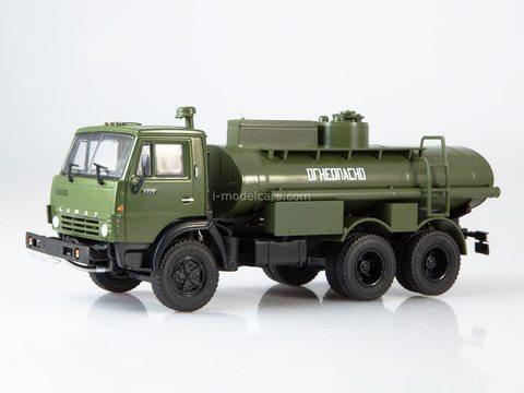 KAMAZ-5320 AC-9 Tank fuel truck khaki 1:43 Legendary trucks USSR #6