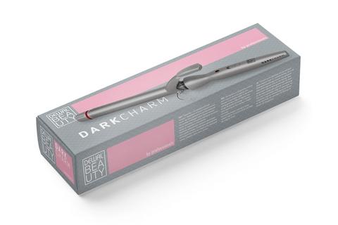 Плойка Dewal Beauty Dark Charm, 25 мм, 40 Вт