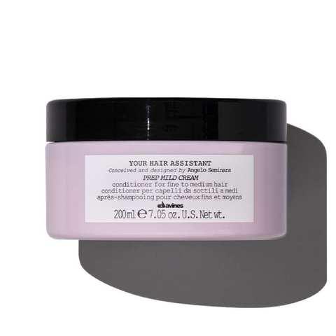 Your Hair Assistant Prep Mild cream - Мягкий кондиционер для подготовки волос к укладке для тонких и нормальных волос
