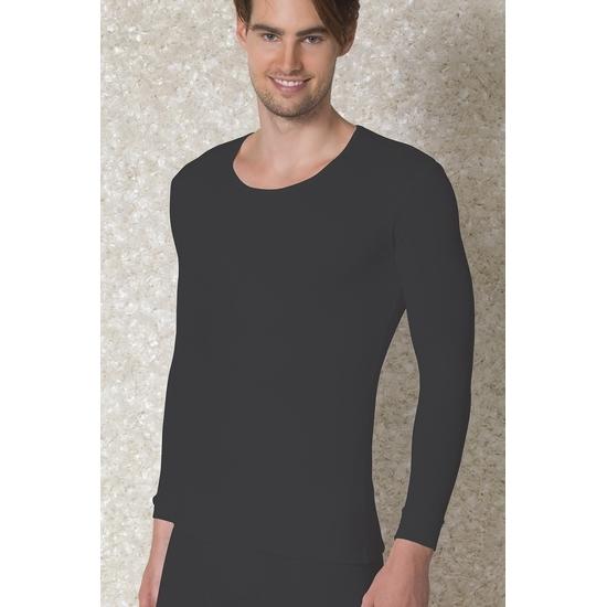 Мужская термофутболка черная с длинным рукавом Doreanse 2970
