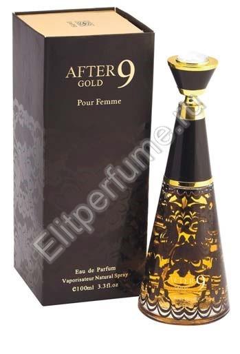 After 9 Gold Афтер 9 Голд парфюмерная вода жен. 100мл от Эмпер Emper
