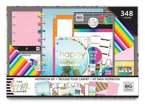 НАБОР для планирования Planner Accessories Box Kit - Pastel