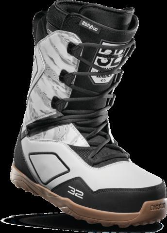 Ботинки сноубордические Thirtytwo Light Jp - white/black/gum
