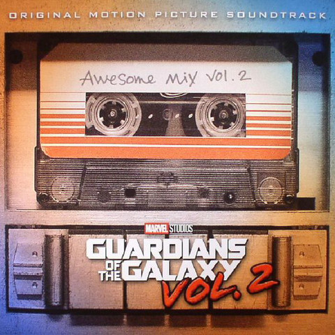 OST – Guardians Of The Galaxy Vol. 2: Awesome Mix Vol. 2