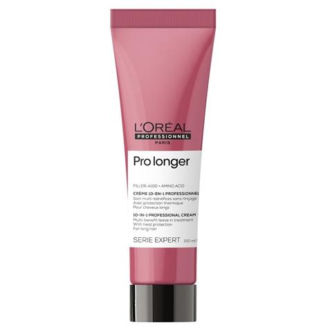 L'Oreal Professionnel Pro Longer: Термозащитный крем для длинных волос (Pro Longer Renewing Cream), 150мл