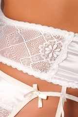 Комплект с открытой грудью Aurelia