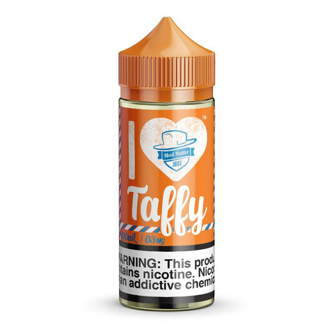 Жидкость Mad Hatter 100 мл I Love Taffy
