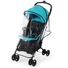 Коляска прогулочная Kinderkraft Mini Dot Turquoise