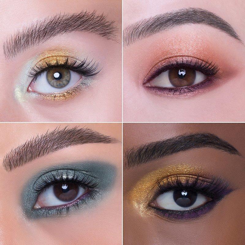 Lime Crime Prelude Chroma Eyeshadow Palette