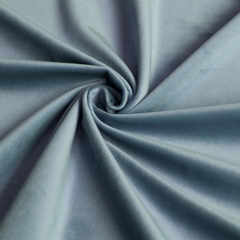 Портьерная ткань Тейлор голубой
