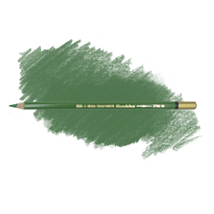 Карандаш художественный акварельный MONDELUZ, цвет 60 зеленый паоло веронезе