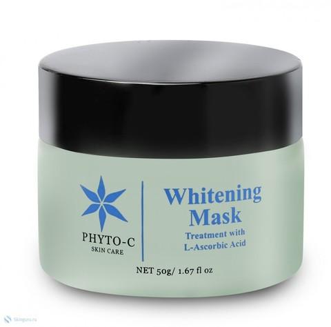 Маска для лица отбеливающая Whitening Mask — 50 г [WP1-1050]