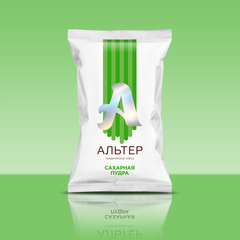 Сахарная пудра Альтер пудра ультрамелкий помол 500 гр