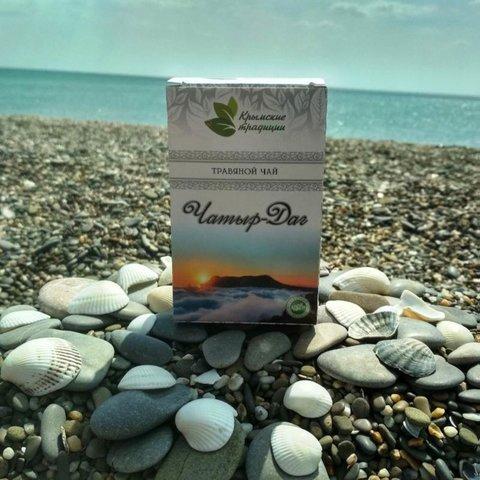 Крымский чай «Чатыр-Дагъ»™Крымские традиции