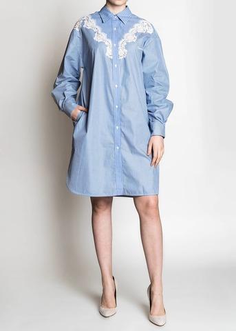 <p>Платье - Рубашка</p> ERMANNO ERMANNO SCERVINO