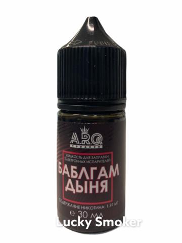 Жидкость ARQ Salt 30 мл Баблгам Дыня