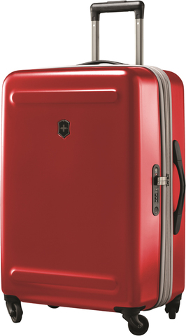 Чемодан Victorinox Etherius, красный, 45x30x67 см, 65 л
