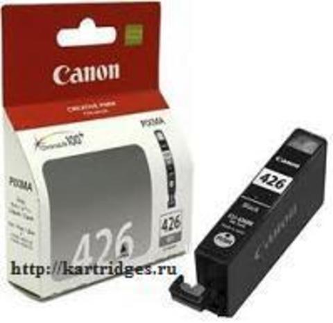 Картридж Canon CLI-426GY / 4560B001