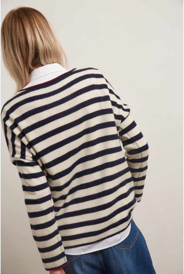 EMMA - Пуловер из кашемира
