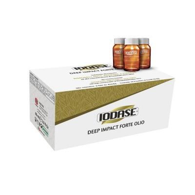 Natural Project Iodase Deep Impact: Сыворотка для массажа проблемных зон (Iodase Deep Impact Forte), 6*10мл